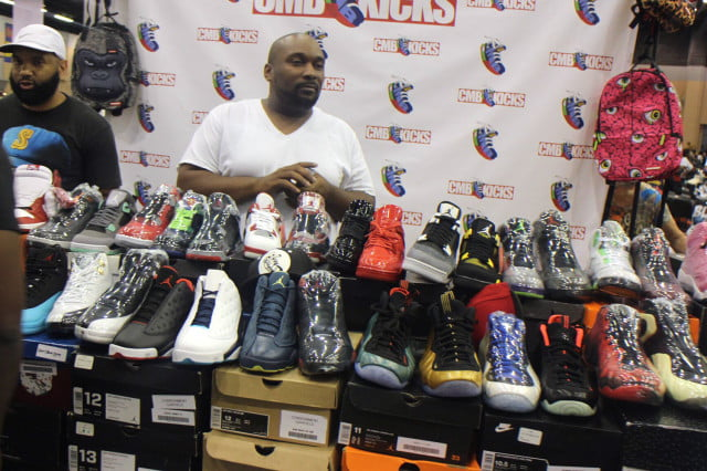 In only three years, CMB Kicks now makes most of its sneaker sales online.