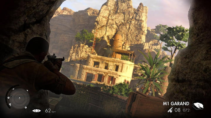 latest video game releases week ending july  sniper elite screen b