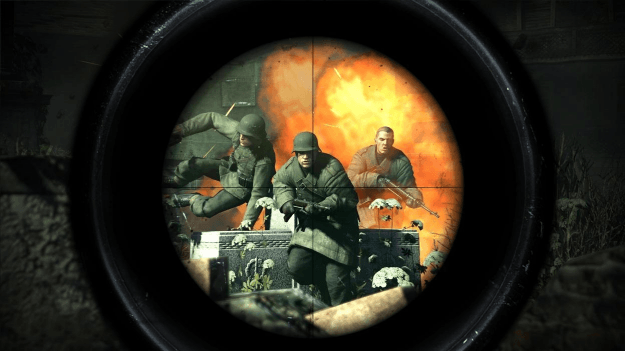 sniper elite v  review x c