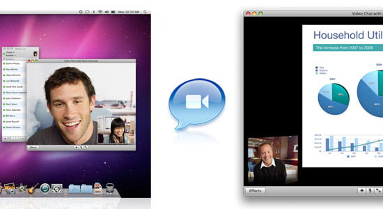 iChat has been optimized to reduce router incompatibilities