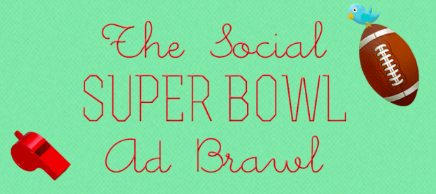 Social media Super Bowl ad