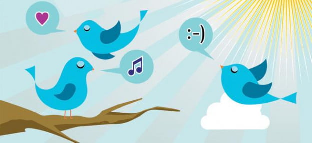 social media tweeting influence
