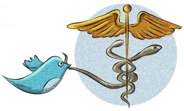 twitter medical resource