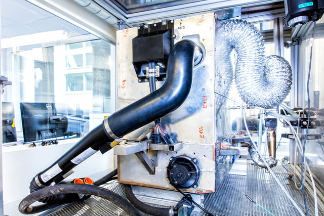 nissan ethanol based fuel cell sofc system test bench