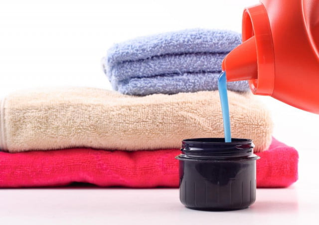 make clothes stain repellant sofft hydrophobic fabric softener