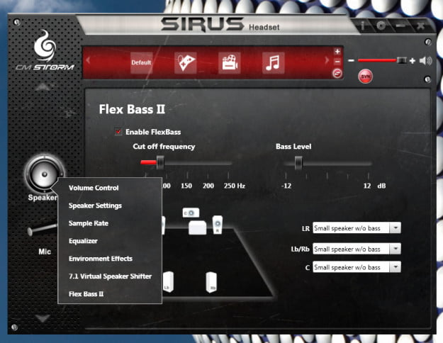 Cooler Master Sirus software-ss3 software-ss2