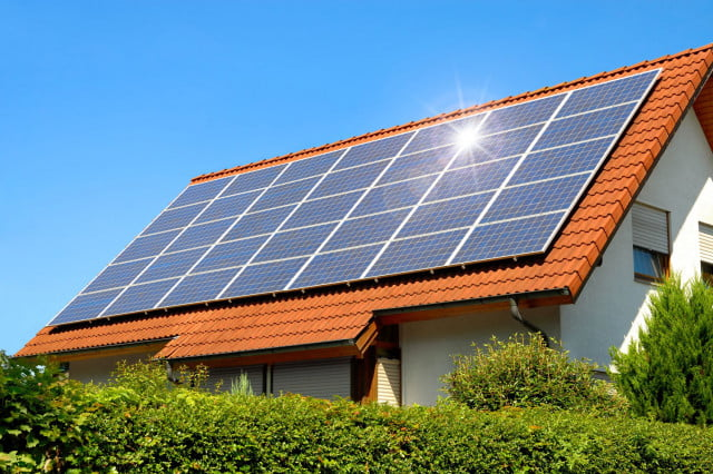 lg solar panel panels green house sustainability efficiency