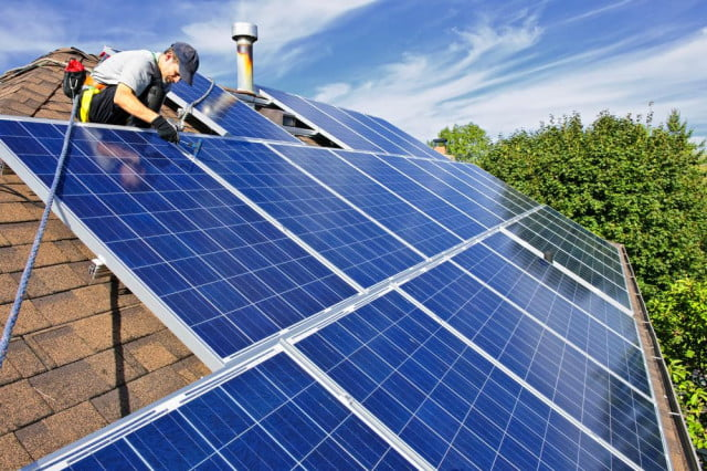 solarcitys new mypower plan makes cheap solar power accessible ever panels on roof
