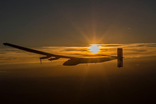 solar impulse  smashes world record for the longest solo flight power