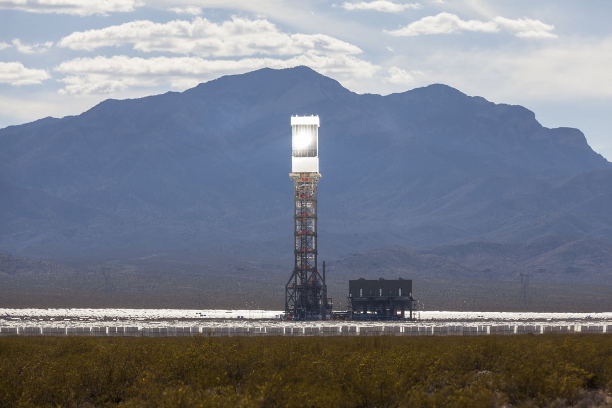 ge co  solar power tower