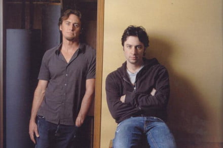 soldinger the kid stays in the picture the first two members of the wish i was here club brothers adam and zach braff