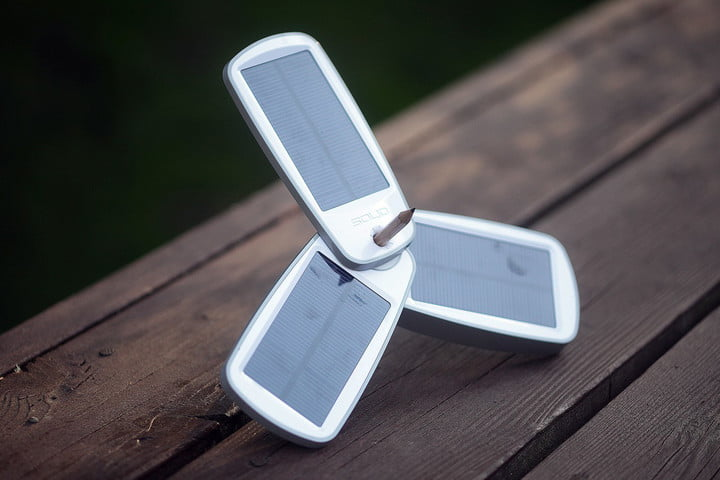 Solio Classic2 Portable Solar Charger Thumb