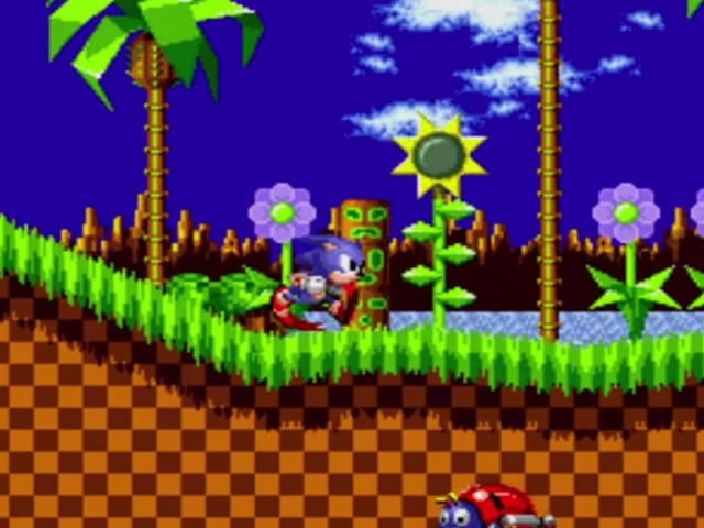 new research reveals why video games scroll from left to right sonic