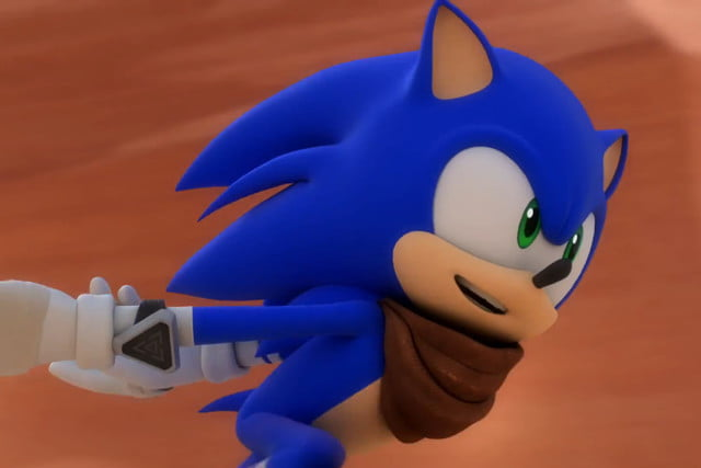 sonic the hedgehog movie hits theaters in  mixes live action and animation animated