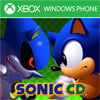 Sonic CD icon windows phone app game