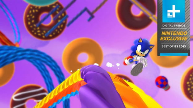 sonic lost world best of e3 2013 Digital Trends