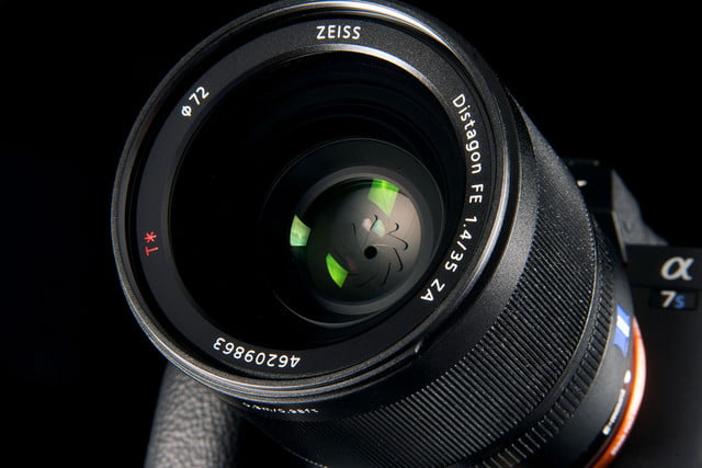 sony  lens firmware updates a s ii m dial