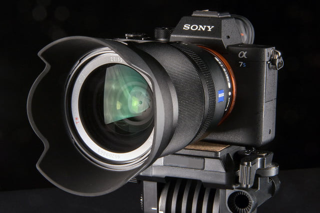 sony a s ii shoots feature film body