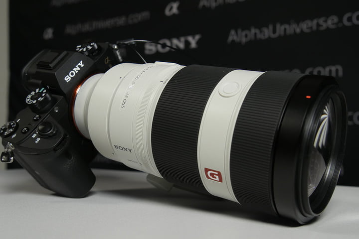 sony a  full frame camera announced hands on