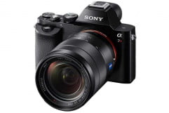 sony alpha a r review  press image