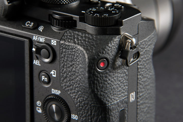 sony a r ii review alpha  mkii