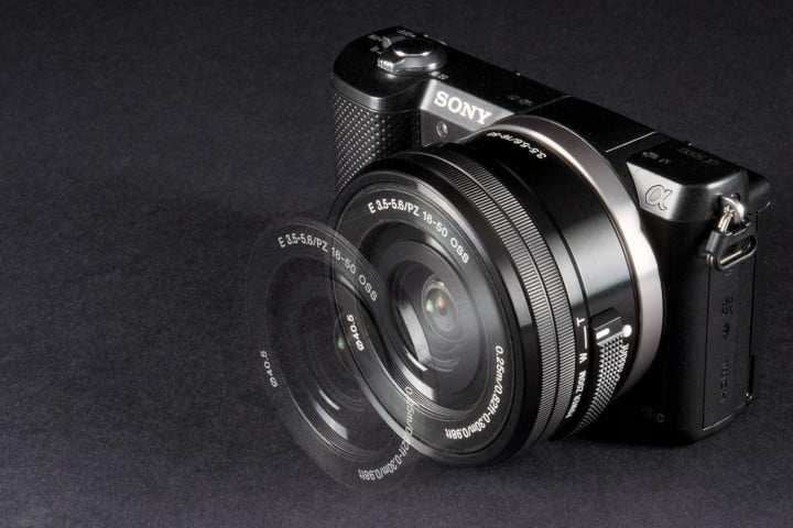 sony alpha a  review zoom