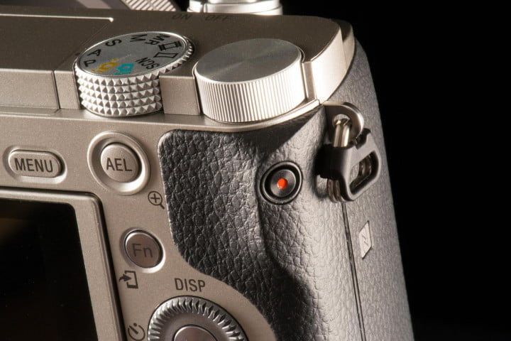 sony alpha a  review