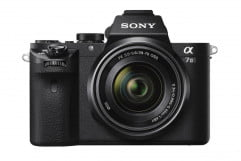 sony alpha a ii review press