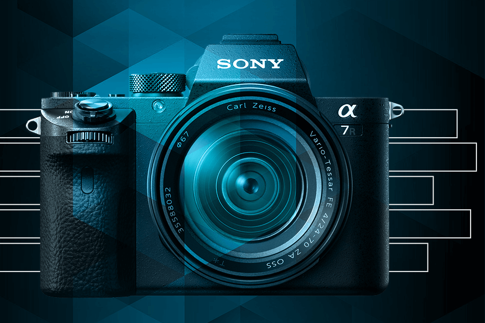 best products of year photography  sony alpha a r ii