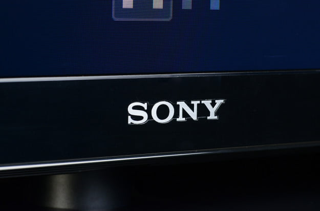 sony bravia kdl 46hx750 led tv front logo