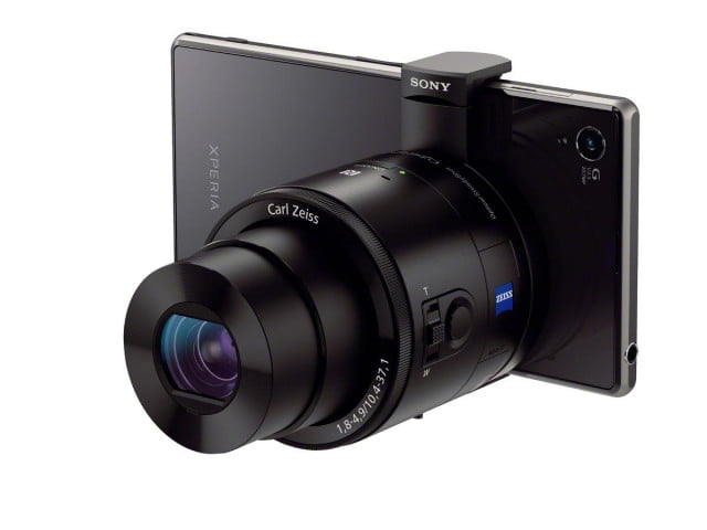 sony beefs video iso qx lens cameras updates playmemories app cyber shot  premium style camera ( )