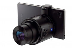 sony cyber shot qx  review press image