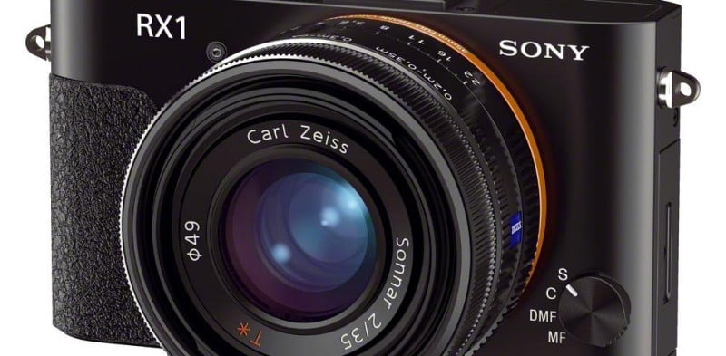 sony cyber shot rx  camera review cybershot press image