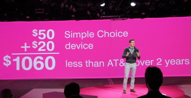 T-Mobile Value plans