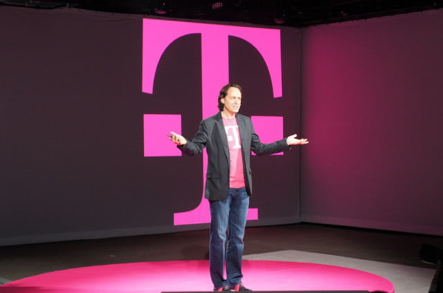 t mobile boss disappointed at blackberrys decision to sever ties ceo john legere