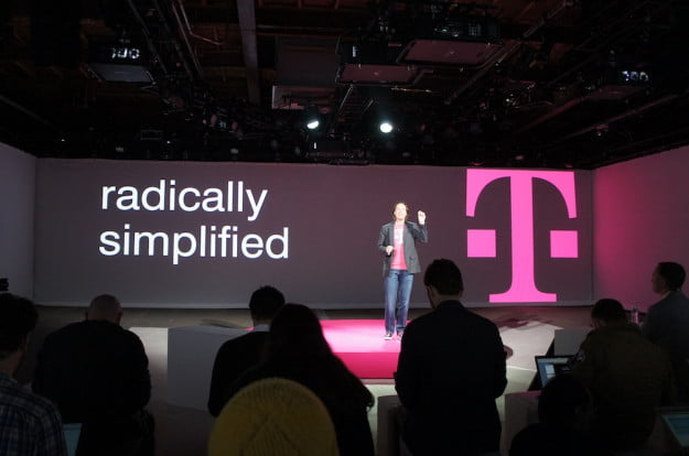 John legere Radically simplified
