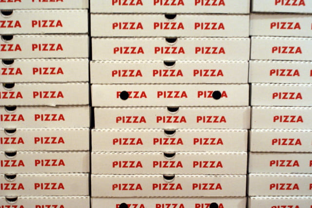 fda bans chemicals in pizza boxes sony dsc