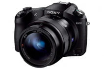 Sony DSC RX10 Front Angle