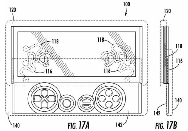 Sony Dual Keyboard Patent