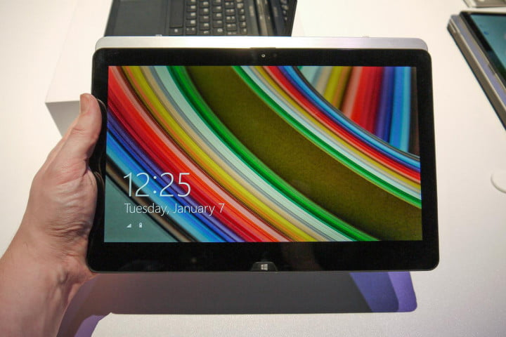 sony vaio fit  a review screen
