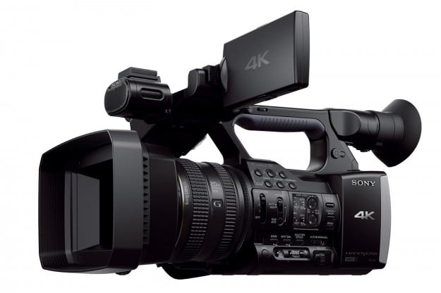 Sony Handycam® FDR-AX1 4K Camcorder (4)