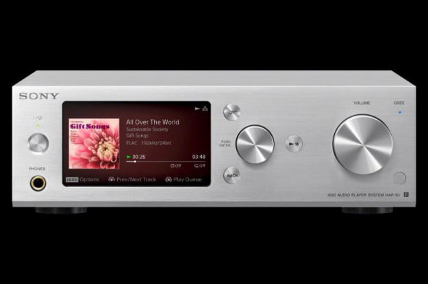 Sony HAP-S1 Hi-Res Music Player System