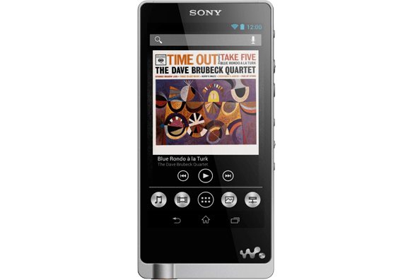 Sony Hi-res player ZX1