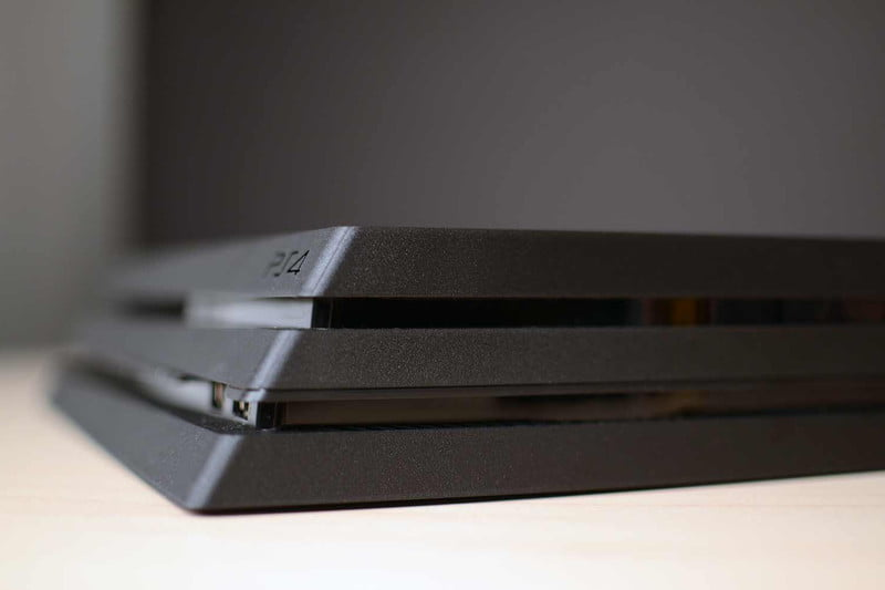 ps  pro boost mode update sony playstation x c