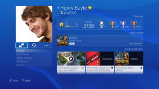 Sony PlayStation 4 screenshot 3