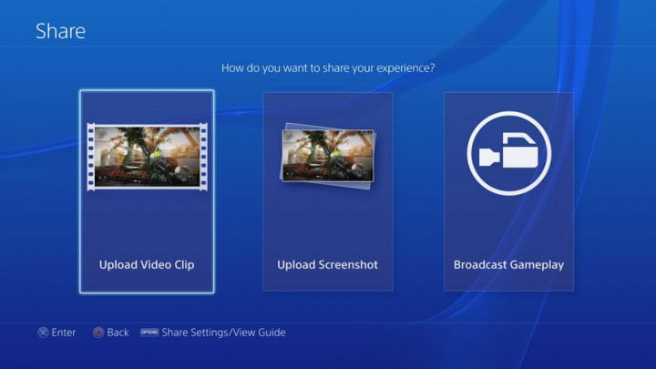 sony playstation  review screenshot