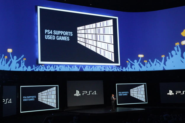 sony playstation 4 used games