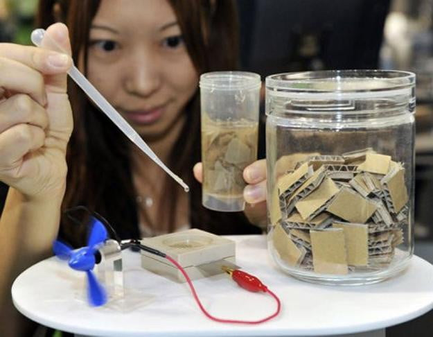 Sony-researchers-refining-bio-battery-tech-aims--to-power-devices-with-shreds-of-cardboard