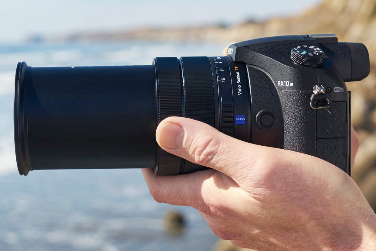 sony rx  iii hands on