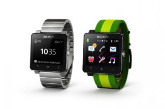 Sony SmartWatch 2 Metal Brazil